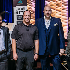 Ryan Gilbert, Daniel Cohen, Steve Glenn and Jason Kamen