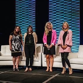 Ellen Thompson, Shelly Steitz, Chelsea Proehl, Anna Singleton