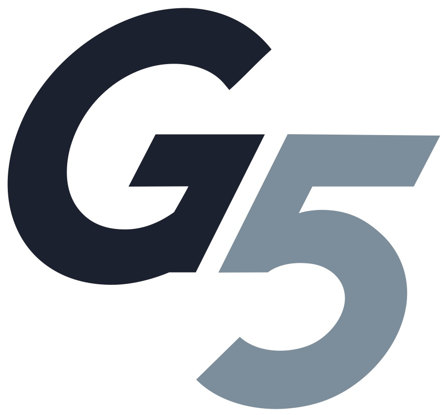 G5 NEW Logo 2018_Primary Logo